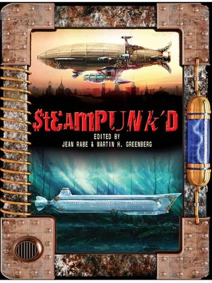 cover image of Steampunk'd